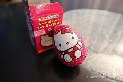 Hello Kitty Egg-4